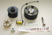 LPE - C6 ZR1 Corvette (LS9) - Upper Pulley Kit
