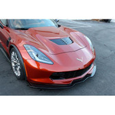 APR - C7 Z06 Carbon Fiber Front Splitter & Air Dam - V1