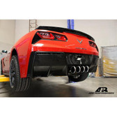 APR - C7 & C7 Z06 Carbon Fiber Rear Diffuser