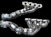 """American Racing Headers - 1 3/4"""" Mid-Length Headers - C7 & C7 Z06 Corvette"""