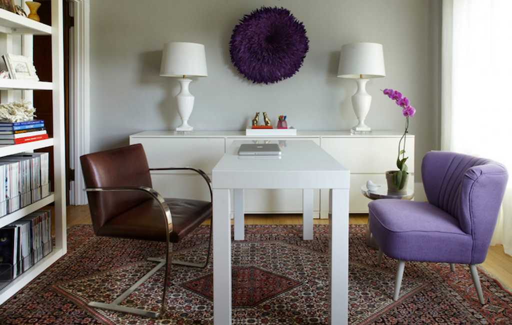 HOW COLOUR THEORY CAN HELP YOU STYLE YOUR PERSIAN RUG V2