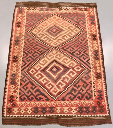 Vintage Kyber Mori Tribal Kilim (Ref 257) 289x208cm