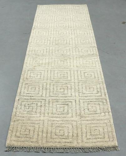 Natural Designer Rug (Ref 579) 300x80cm