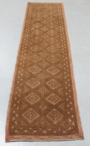 Meshwani Farahan Fine Tribal Rug (Ref 344) 267x70cm