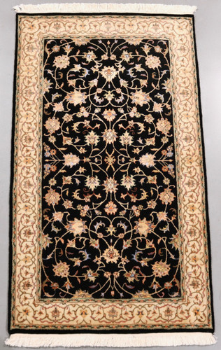 Jahi Jaipur Fine Floral Rug (Ref 456) 153x89cm