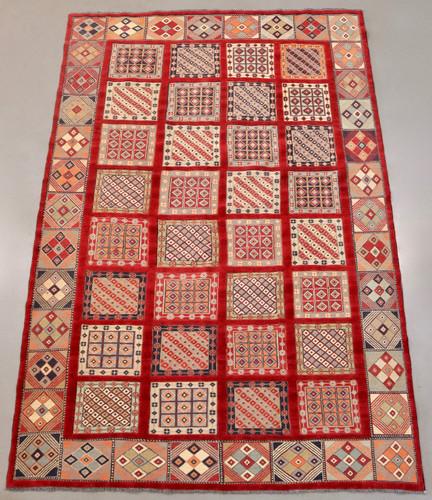 Sirjan Afghan Kilim (Ref 2654) 301x198cm