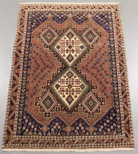 Afshar Vintage Persian Rug (Ref 178) 188x134cm