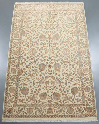 Jahi Indo Jaipur Floral Rug (Ref 492) 300x190cm