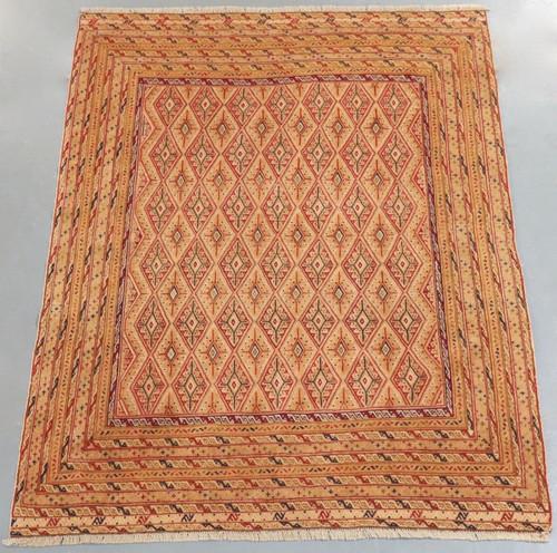 Meshwani Farahan Fine Tribal Rug (Ref 1691) 188x140cm