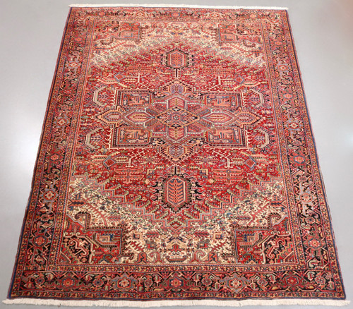 Fine Heriz Persian Rug (Ref 356) 372x291cm