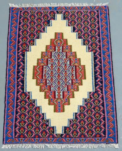Senneh Persian Kilim (Ref 830) 106x74cm