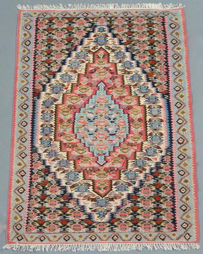 Senneh Persian Kilim (Ref 824) 107x74cm