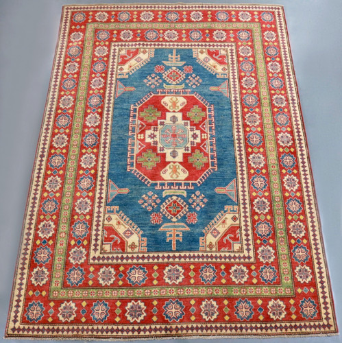 Kazak Veggie Dye Rug (Ref 187) 293x198cm