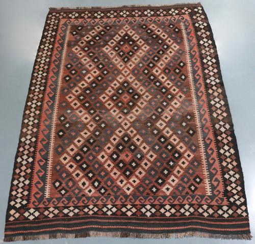 Vintage Kyber Mori Tribal Kilim (Ref 136) 282x200cm