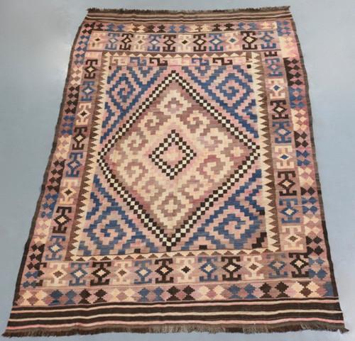 Vintage Kyber Mori Tribal Kilim (Ref 149) 275x182cm