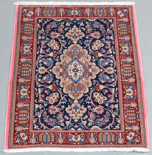 Qum Persian Rug (Ref 1648) 109x88cm