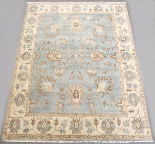 Oushak Jaipur Soft Wool Rug (Ref 1) 356x274cm