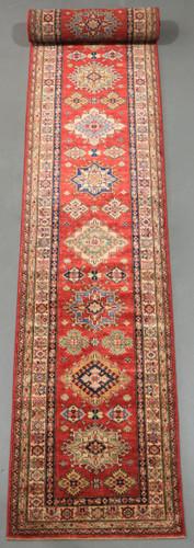 Ferihan Kazak Veggie Dye Runner (Ref 161) 975x82cm