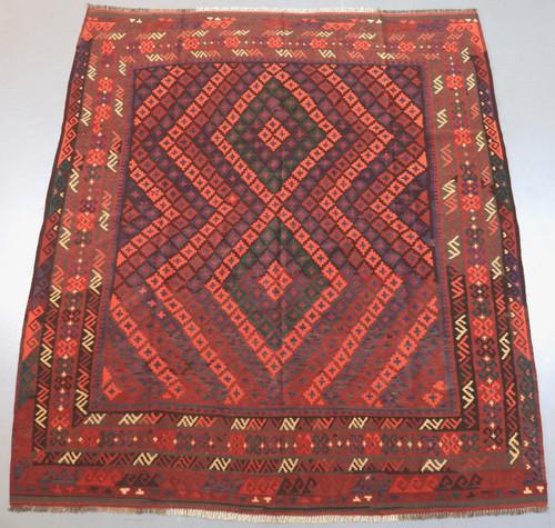 Kyber Mori Tribal Kilim (Ref 10) 287x248cm
