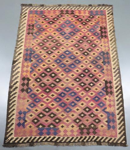 Vintage Afghan Tribal Kilim (Ref 74) 277x191cm