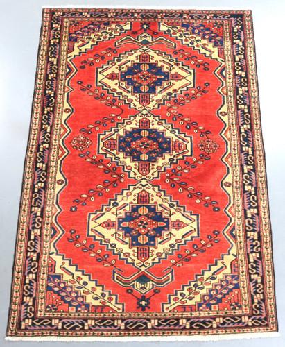 Afshar Persian Rug (Ref 2251) 210x140cm