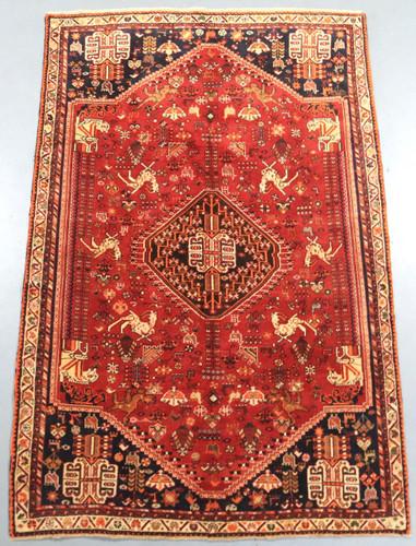 Qashqai Persian Rug (Ref 424) 245x154cm