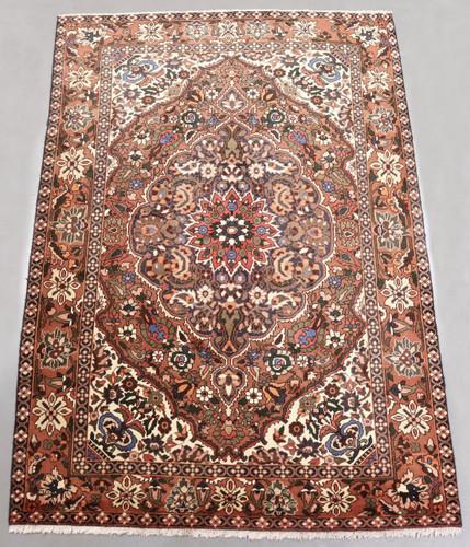 Bakhtiari Vintage Persian Village Rug (Ref 2863) 309x208cm