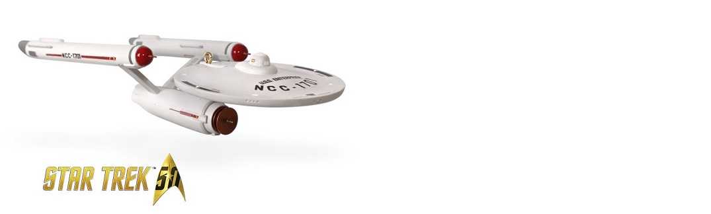 Star Trek Hallmark Ornaments