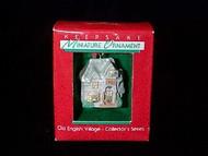 1988 Old English Village #1
