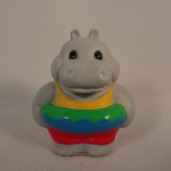 1993 Hippo In The Innertube