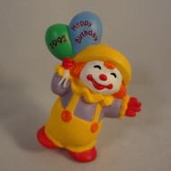 1992 Birthday Clown 3Rd