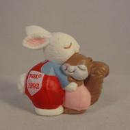 1992 Rabbits - Squirrel