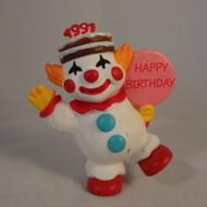1991 Happy Birthday Clown 2Nd