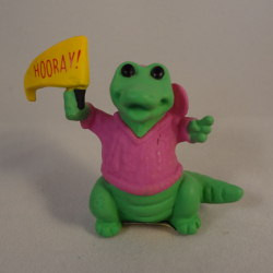 1990 Alligator W Banner