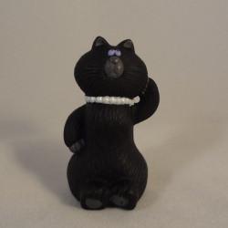 1987 Purrsonality Cat - Electra