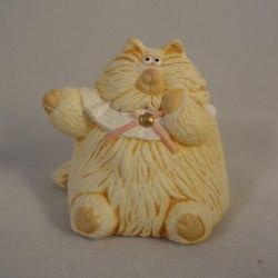 1987 Purrsonality Cat - Maude