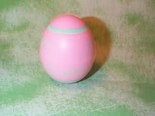 1989 Egg - Happy Easter