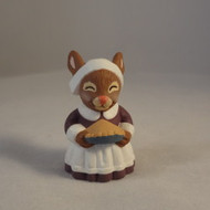 1994 Pilgrim Bunny With Pie