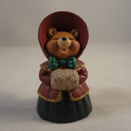 1995 Caroling Bear Lady