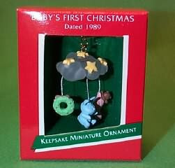 1989 Babys 1st - Miniature