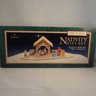 1988 Nativity Gift Set