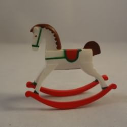 1985 Mini Rocking Horse - Dated