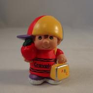 2000 Booker Beanie - Crayola