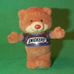 1987 Snickers Bear - Arms Open