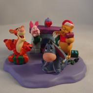 1999 Christmas At Poohs Set