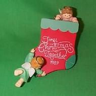 1989 1St Christmas Together -