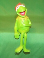 1980 Kermit The Frog - Stocking Hanger