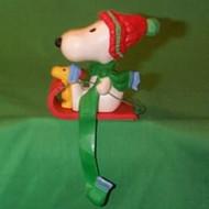 1978 Snoopy - Stocking Hanger