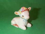 Mary Hamilton Nativity - Little Calf