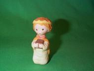 Mary Hamilton Nativity - Devoted King
